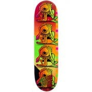 Tabla Santa Cruz Skateboards: Afterglow Eyegore VX 8.5