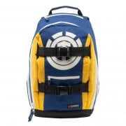 Mochila Element: Blue Depth Mohave BL/YL