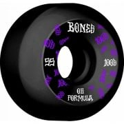 Ruedas Bones: 100's #3 V5 Black (55 mm)