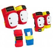 Set Protecciones Pro-Tec: Street Gear Junior 3 Pack Retro