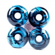 Ruedas Form Solid: Swirl Black Blue (52mm)
