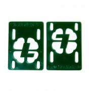 "Alzas Lucky: Risers 1/8"" Green"