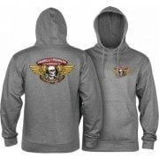 Sudadera Powell Peralta: Winged Ripper Gun Heather