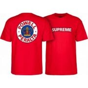 Camiseta Powell Peralta: Supreme Red