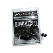 Tornillos BDSkateCO: All Black