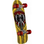 Skate Completo Powell Peralta: Mini Mike Vallely Elephant Yellow 7.75