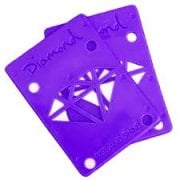 Diamond Supply Co Alzas Diamond: Rise & Shine Risers Purple