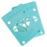 Diamond Supply Co Alzas Diamond: Rise & Shine Risers Blue