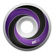 Ruedas Universal: Spiral Purple 101A (58mm)