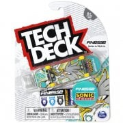 Fingerboard Tech Deck: Finesse Sonic 13 Series