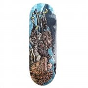 Tabla Fingerboard BerlinWood: Wide Bast Wind 32mm