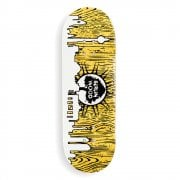 Tabla Fingerboard BerlinWood: Wide Shape BW Skyline 32mm