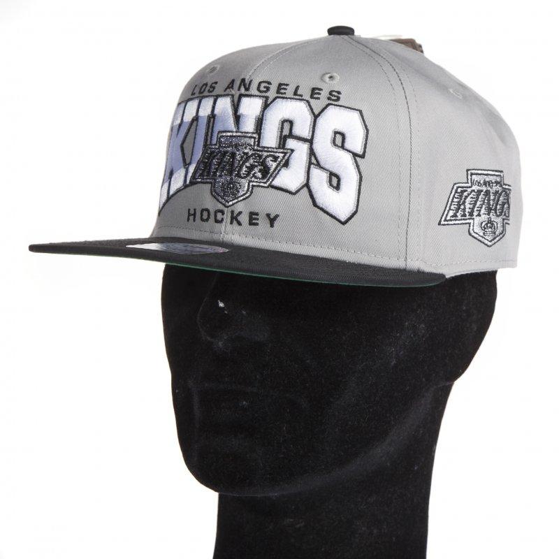 Gorra  47  NHL Los Angeles Kings GR BK GN  3bd48cccb22