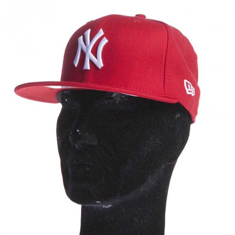 37d8f880372c1 Gorra New Era  MLB Basic NY 59 Fifty RD