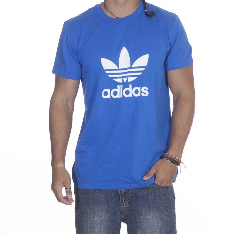 890a3aa6473 Camiseta adidas originals  Adi Trefoil BL