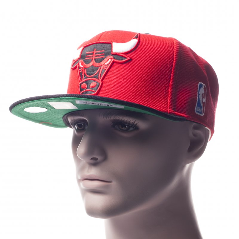 81815bde1034d Gorra Mitchell   Ness  NJ16Z Chicago Bulls RD