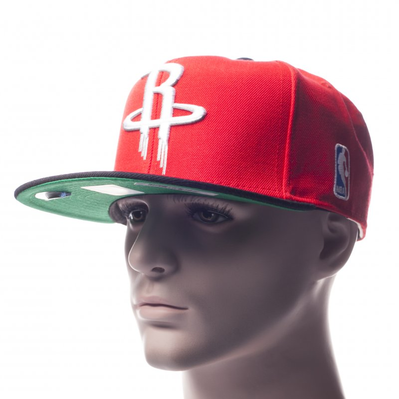 b4b4caf2b2e7e Gorra Mitchell   Ness  NJ16Z Houston Rockets RD