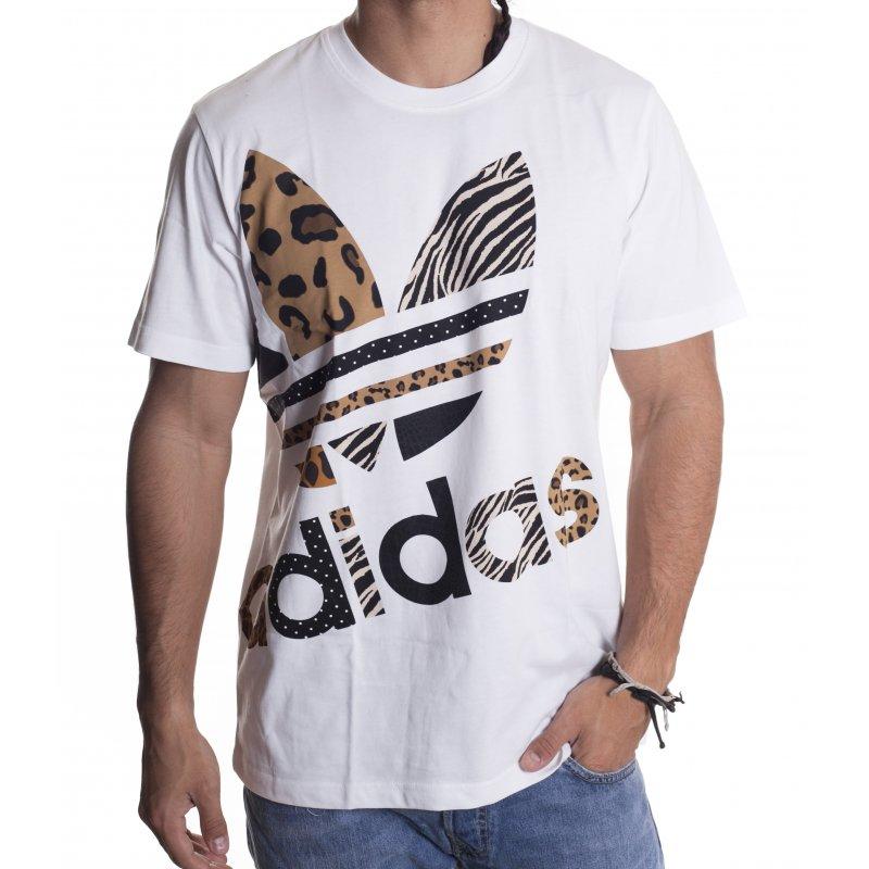 Camiseta Adidas Originals: Off Position WH   Comprar online