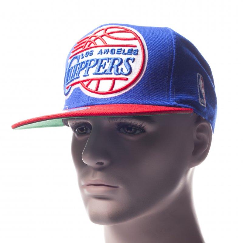6569b61c0ab0c Gorra Mitchell   Ness  NJ16Z Los Angeles Clippers BL