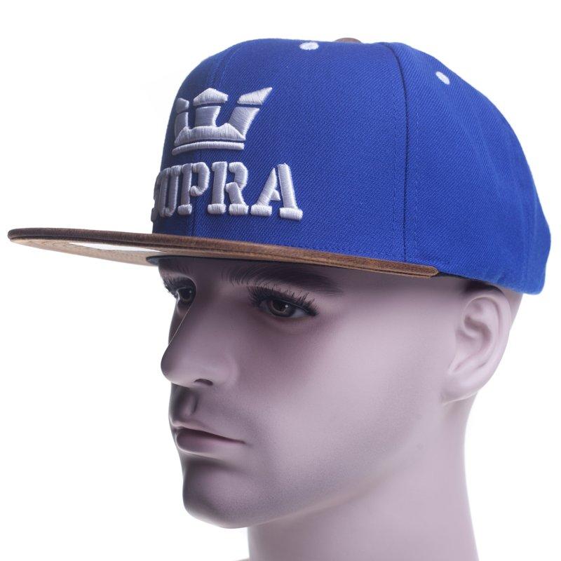 Gorra Supra  Above Starter Blue BL  737621d1659
