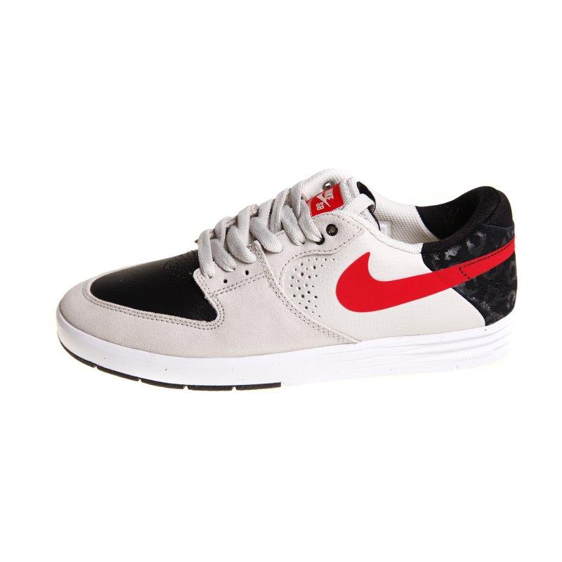 watch 94c58 b7436 Zapatillas Nike SB: Paul Rodriguez 7 BG/BK/RD   Comprar online ...