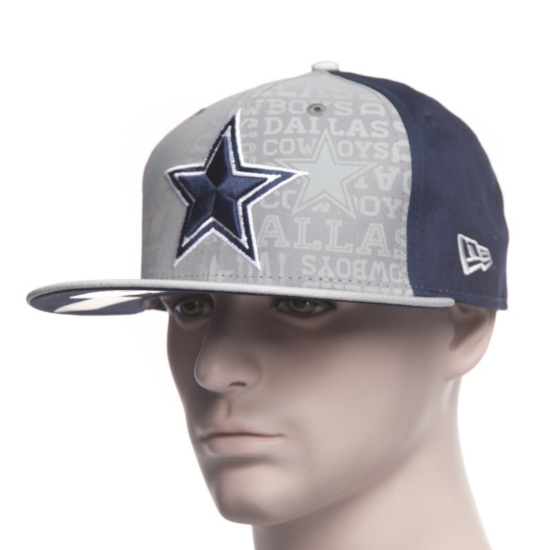 Gorra New Era  Reflective 950 Dallas Cowboys GR BL  eceec31223a