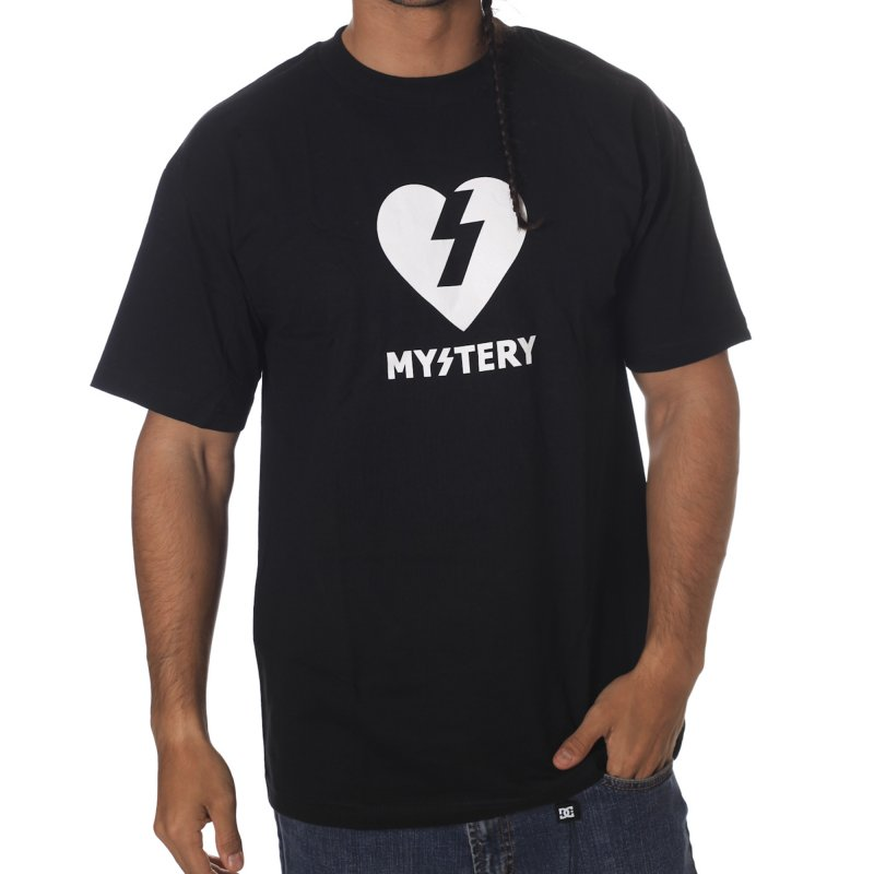 low price sale wholesale sales super quality Camiseta Mystery: Mystery Heart BK | Comprar online | Tienda Fillow