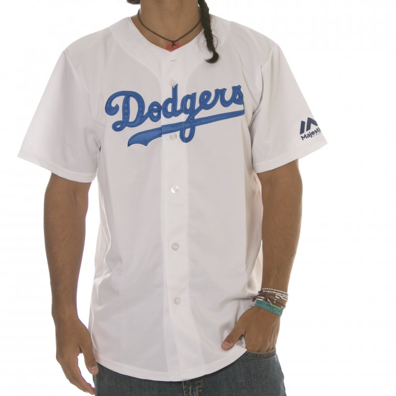 Camisa MLB Majestic  Los Angeles Dodgers WH  4262449acaf