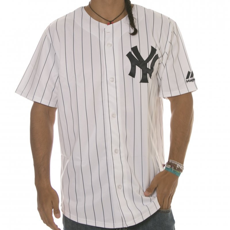 be25a1920131c Camisa MLB Majestic  New York Yankees WH