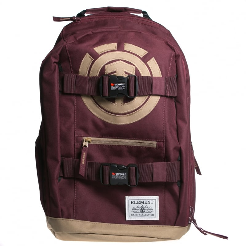 venta minorista fe245 fcddb Mochila Element: Mohave - Napa Red GT   Comprar online ...