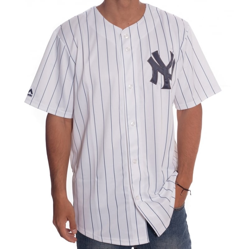 Camisa MLB Majestic  New York Yankees WH  30f84f8c07a